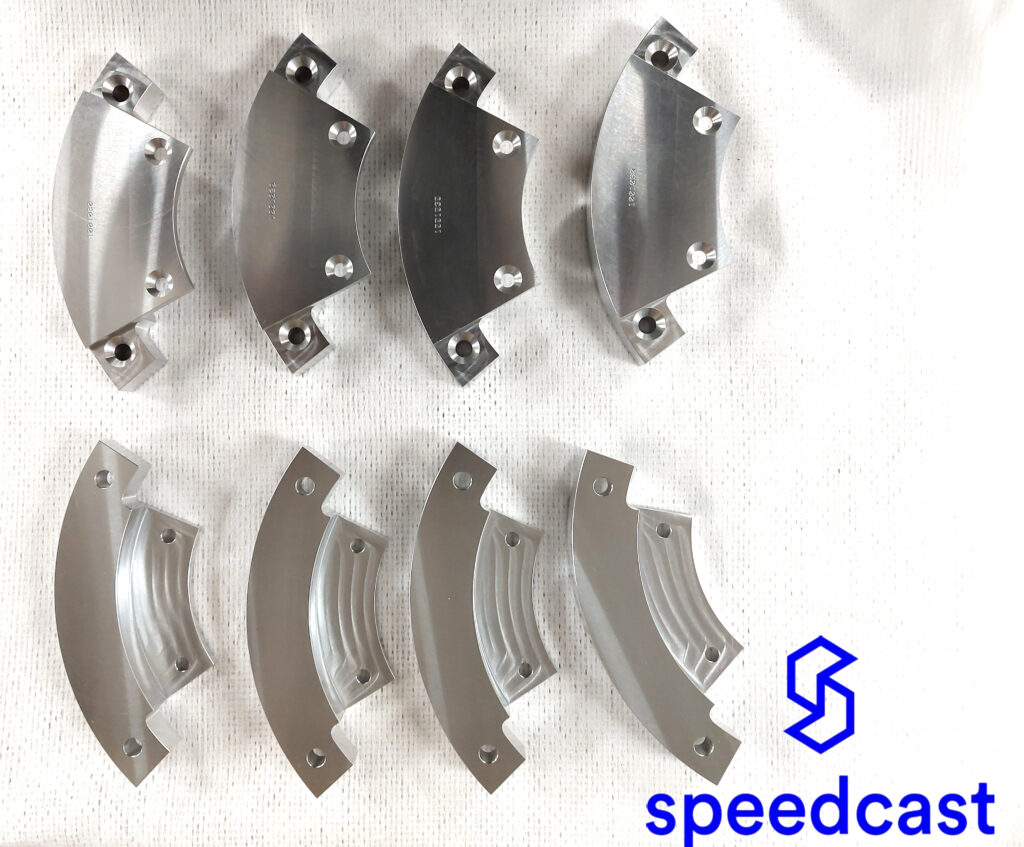 Specialist clamps for Satellite systems 2